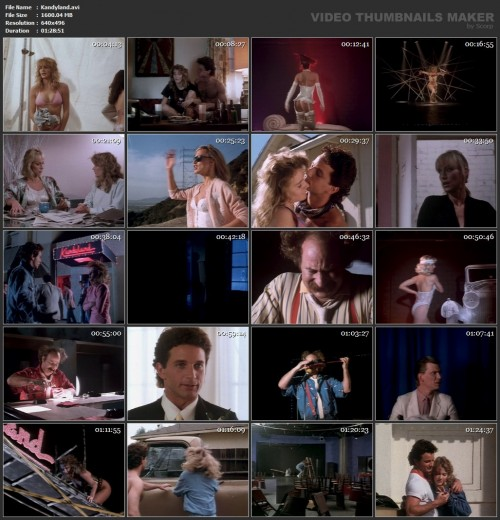 Kandyland (1987) screencaps