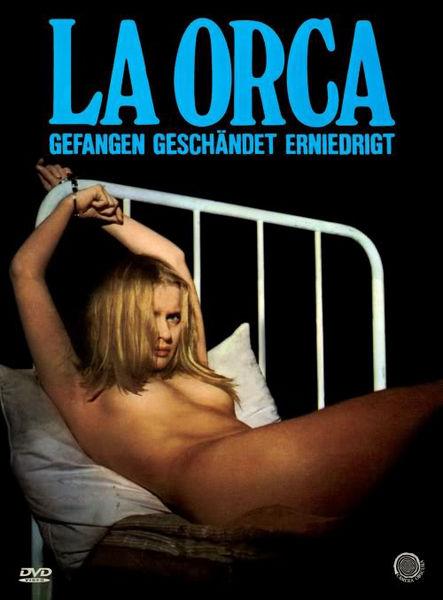 La orca (1976) cover
