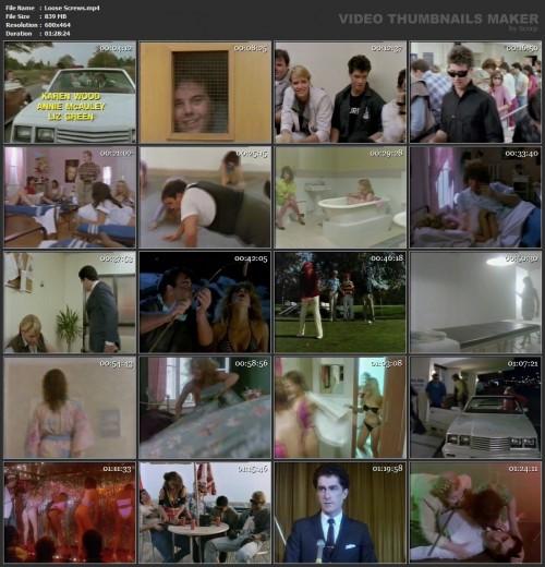 Loose Screws (1985) screencaps