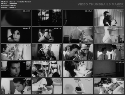 Love Is a Four Letter Word (1966) screencaps