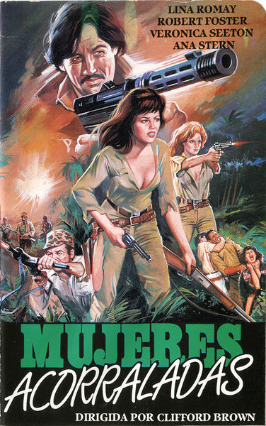 Mujeres acorraladas (1986) cover