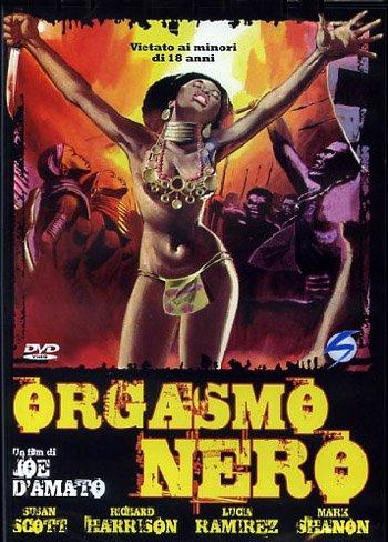 Orgasmo nero (1980) cover