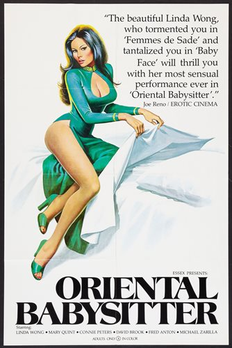 Oriental Babysitter (1976) cover