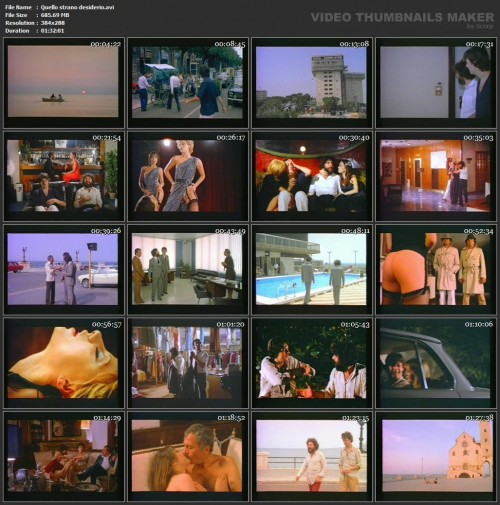 Quello strano desiderio (1979) screencaps