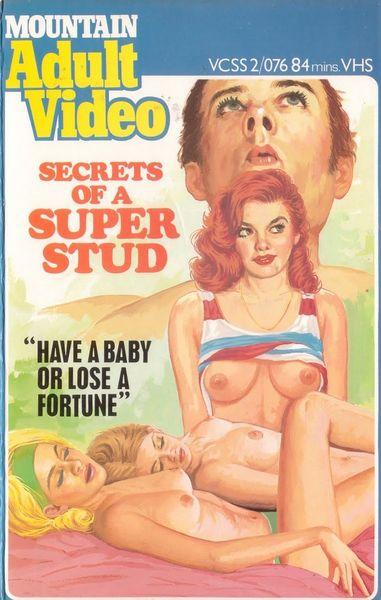 Secrets of a Superstud (1976) cover