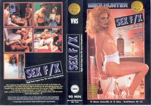 Sex F/X (1986) cover