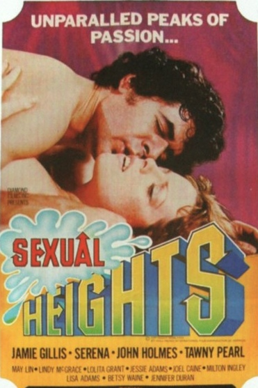 Sexual heights (Better Quality) (1981) cover