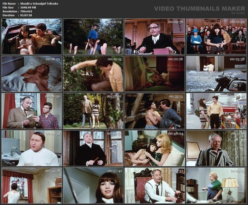Should a Schoolgirl Tell (1969) screencaps