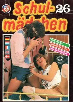Silwa Schulmadchen 26 (Magazine) cover