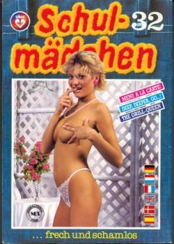 Silwa Schulmadchen 32 (Magazine) cover