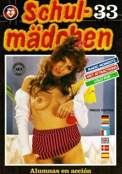 Silwa Schulmadchen 33 (Magazine) cover