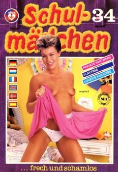 Silwa Schulmadchen 34 (Magazine) cover