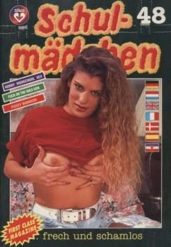 Silwa Schulmadchen 48 (Magazine) cover