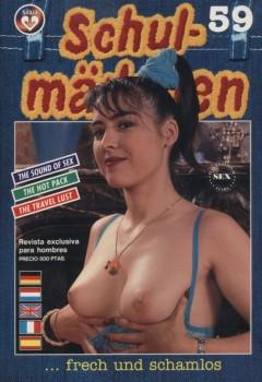 Silwa Schulmadchen 59 (Magazine) cover