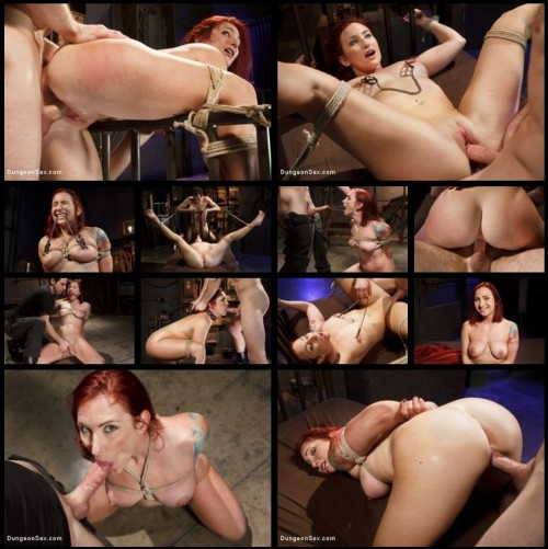 DungeonSex.com - Sophia Locke (Fucking the Pain Slut) cover