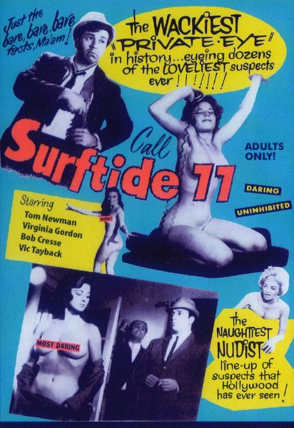Surftide 77 (1962) cover