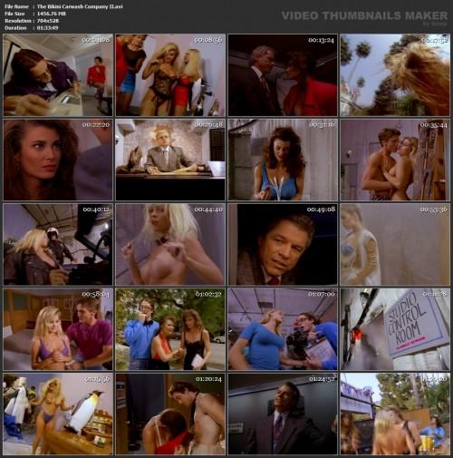 The Bikini Carwash Company II (1993) screencaps