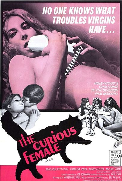 The Curious Female (Better Quality) (1970) cover