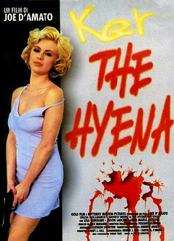 The Hyena (1997) cover