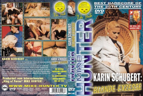 Blonde Exzesse (1987) cover
