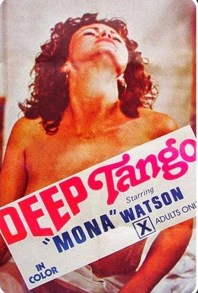Deep Tango (1974) cover