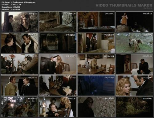 El retorno de Walpurgis (1973) screencaps