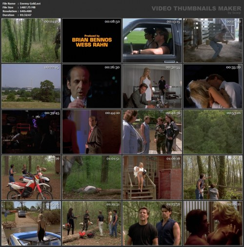 Enemy Gold (1993) screencaps