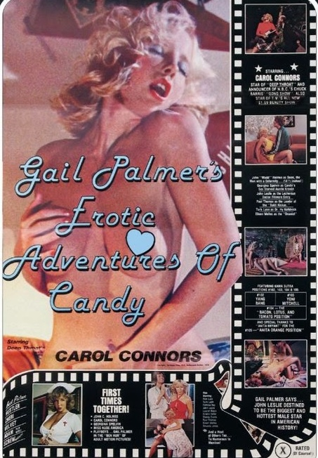 Erotic Adventures of Candy (1978) cover