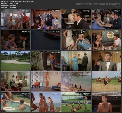 Goldilocks and the Three Bares (1963) screencaps
