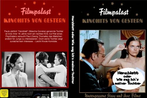Herzblatt oder Wie sag' ich's meiner Tochter (1969) cover