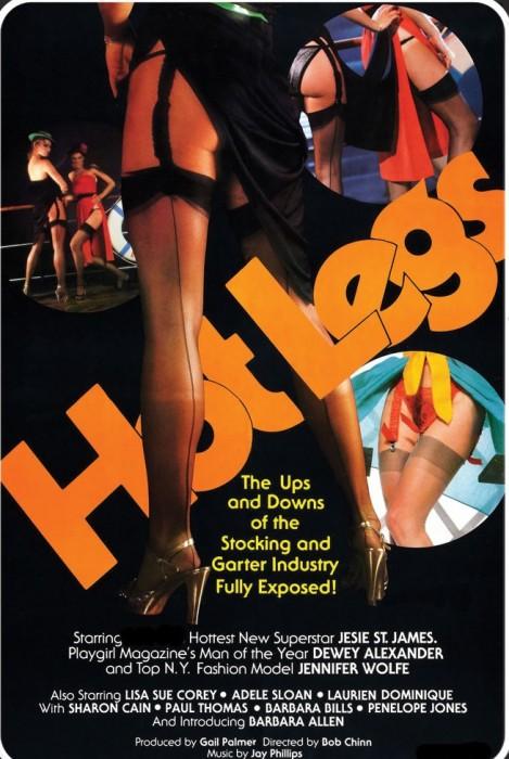 Hot Legs (1979) cover
