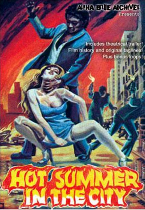 Hot Summer In The City (1976) (WEB-DL 1080p) cover