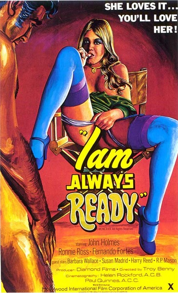 I Am Always Ready (1978) cover