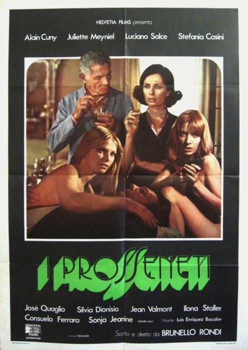 I Prosseneti (1976) cover