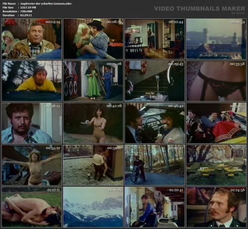 Jagdrevier der scharfen Gemsen (1975) screencaps