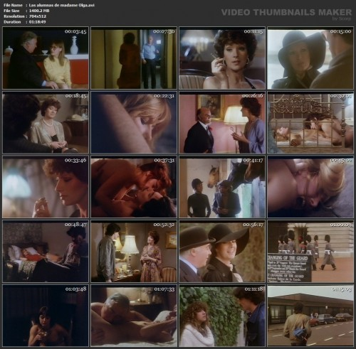 Las alumnas de madame Olga (1981) screencaps