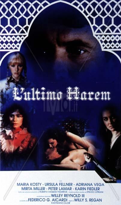 Last Harem (1981) cover