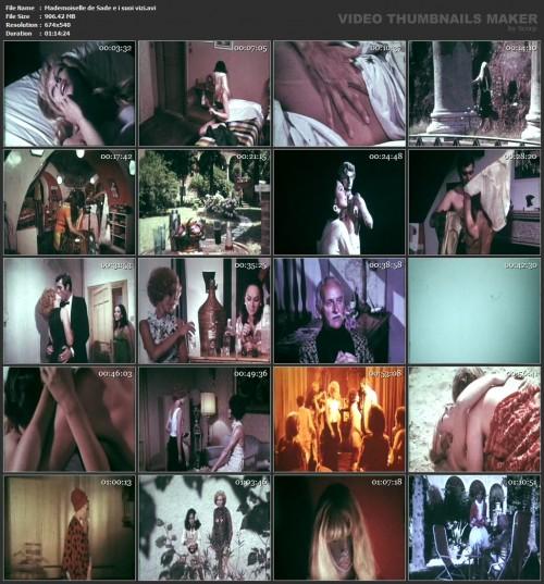 Mademoiselle de Sade e i suoi vizi (1969) screencaps