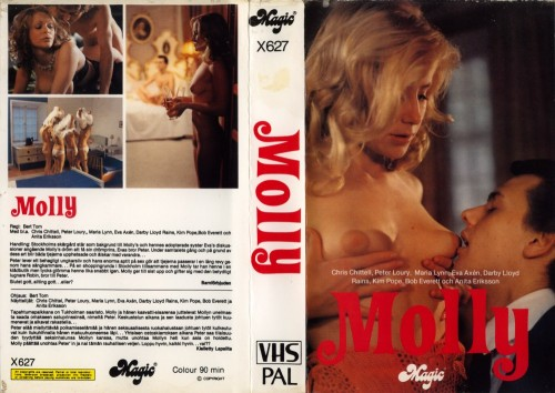Molly, l`ingenue perverse Sex in Sweden (1977)