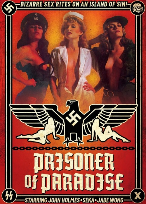 Prisoner Of Paradise (1980) cover