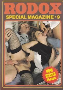 Rodox 09 (Magazine) cover