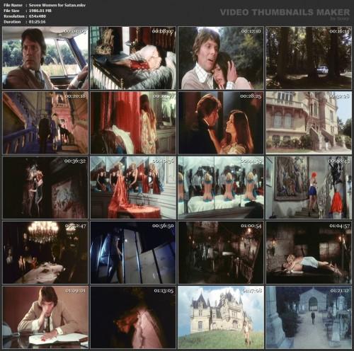 Seven Women for Satan (1976) screencaps