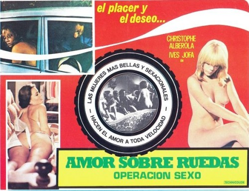 Sex Connection (1973) cover