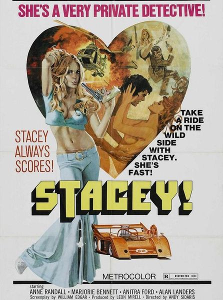 Stacey (1973) cover