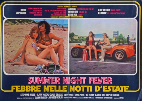 Summer Night Fever (Better Quality) (1978) cover