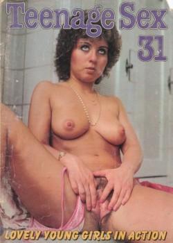 Teenage Sex 31 (Full) (Magazine) cover
