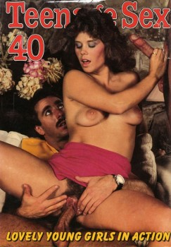 Teenage Sex 40 (Magazine) cover