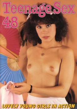 Teenage Sex 48 (Magazine) cover