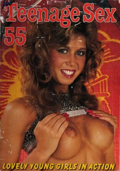 Teenage Sex 55 (Full) (Magazine) cover