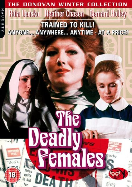 The Deadly Females (1976) cover